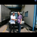 Foto Penyerahan Unit 1 Sales Marketing Mobil Dealer Daihatsu Tryastono