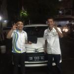 Foto Penyerahan Unit 2 Sales Marketing Daihatsu Manado Rivo