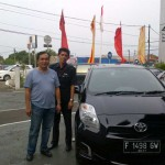Foto Penyerahan Unit 1 Sales Marketing Mobil Dealer Toyota Bogor Farhan