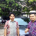 Foto Penyerahan Unit 1 Sales Marketing Mobil Dealer Toyota Dolly