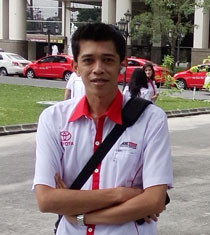 Sales Marketing Mobil Dealer Toyota Bogor Farhan