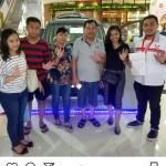 Foto Penyerahan Unit 1 Sales Marketing Mobil Dealer Wuling Medan Fadlan