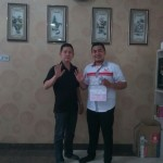 Foto Penyerahan Unit 4 Sales Marketing Mobil Dealer Wuling Medan Fadlan