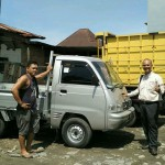 Foto Penyerahan Unit 7 Sales Marketing Mobil Suzuki Medan Harry