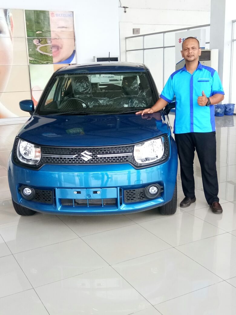 Sales Marketing Mobil Suzuki Medan Harry