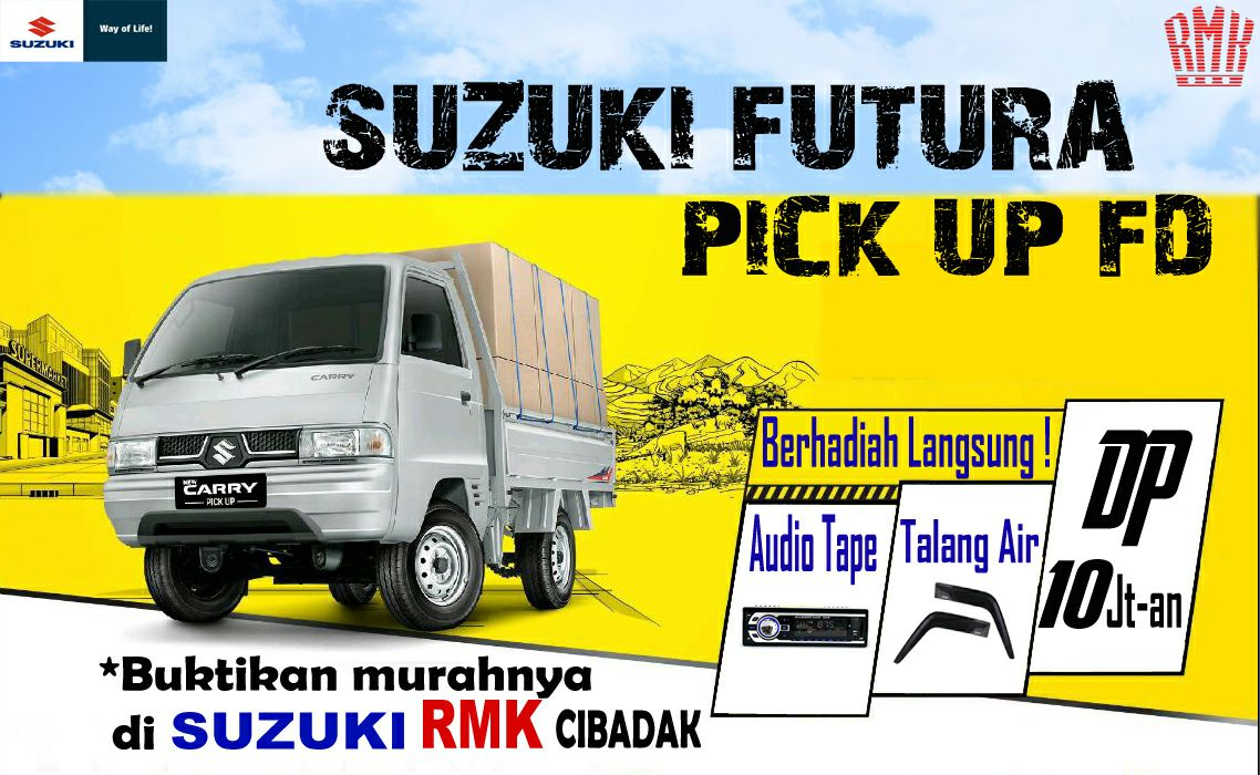 Promo Suzuki By Recky
