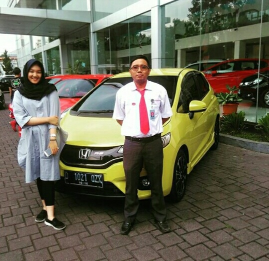 Sales Marketing Mobil Dealer Honda Acep