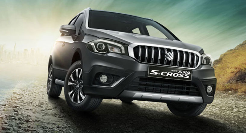 10. New SX4 S-Cross