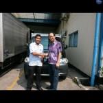 Foto Penyerahan Unit 1 Sales Marketing Mobil Dealer Daihatsu Tryastono