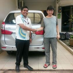 Sales Marketing Mobil Dealer Daihatsu Tryastono