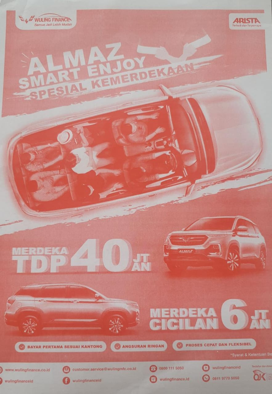 Promo Wuling By Julia