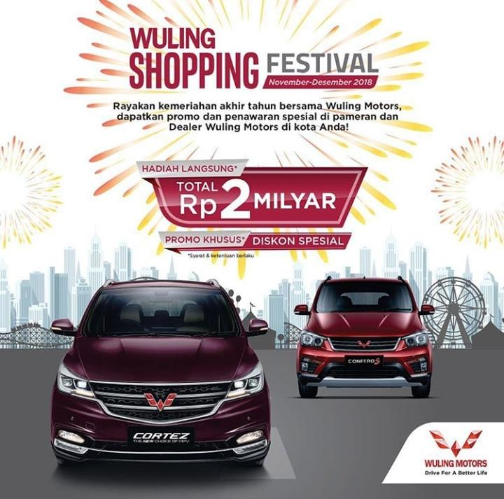 Promo Wuling By Taufik