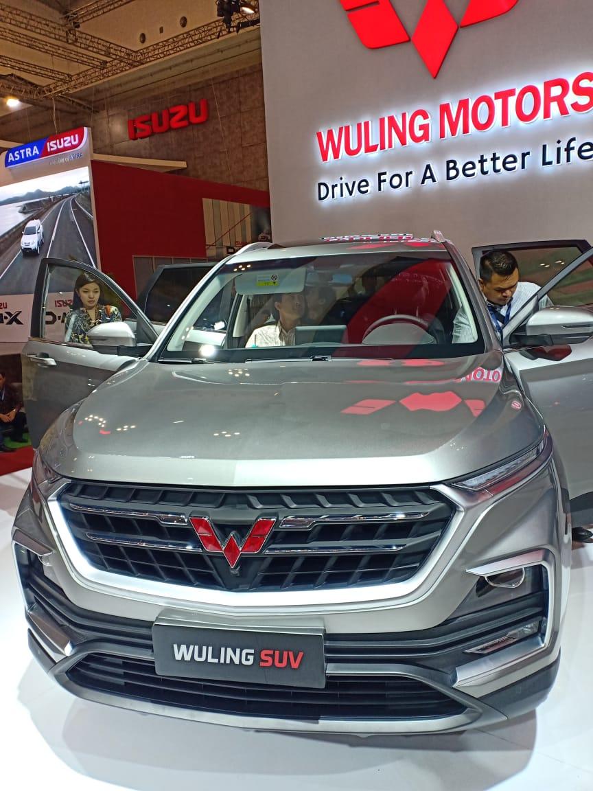 Sales Marketing Mobil Dealer Wuling Sidik