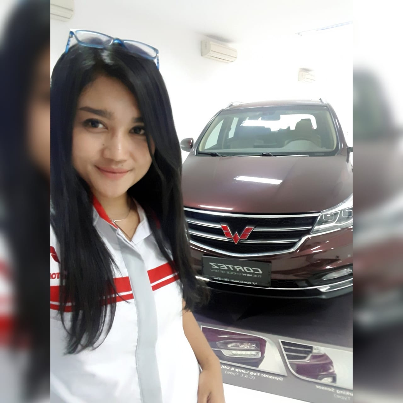 Sales Marketing Mobil Dealer Wuling Yeni