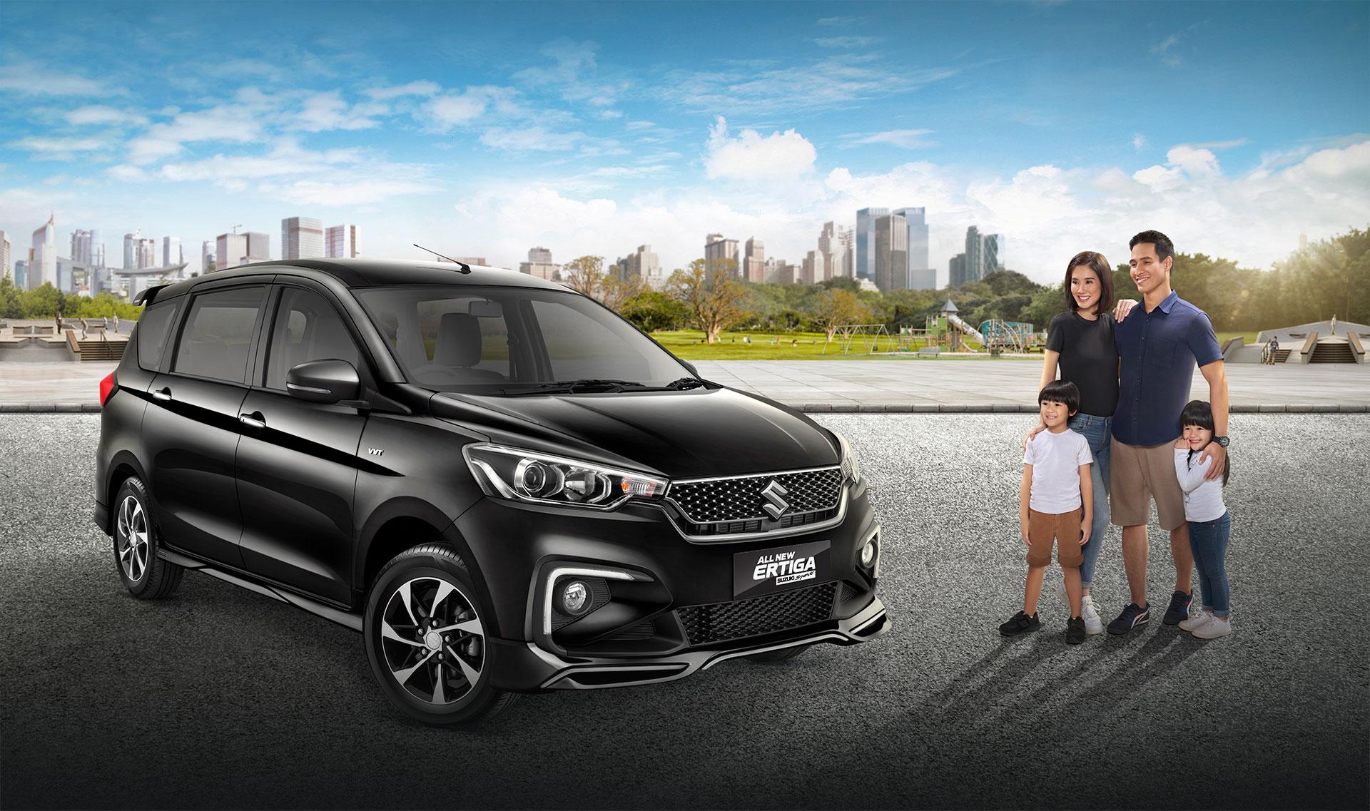 2. Suzuki Ertiga Sport
