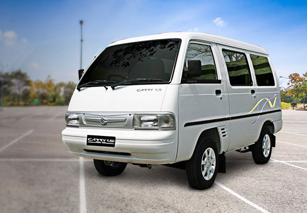 7. Carry Real Van