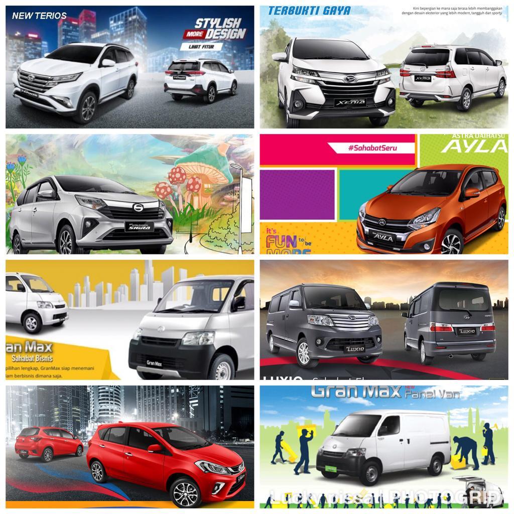 Sales Marketing Mobil Dealer Daihatsu Lucku