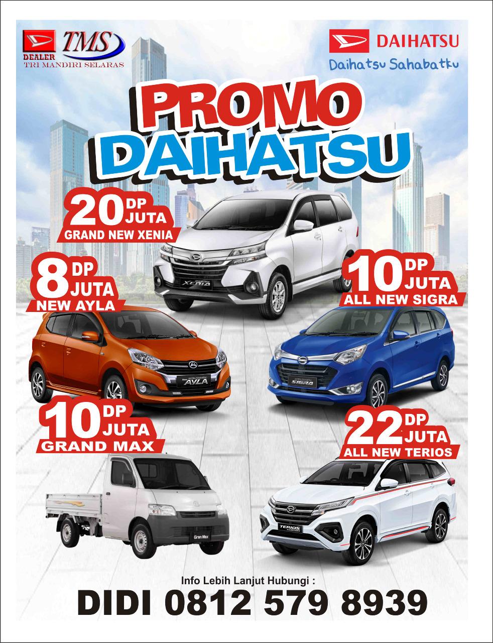 Promo Daihatsu By Didi