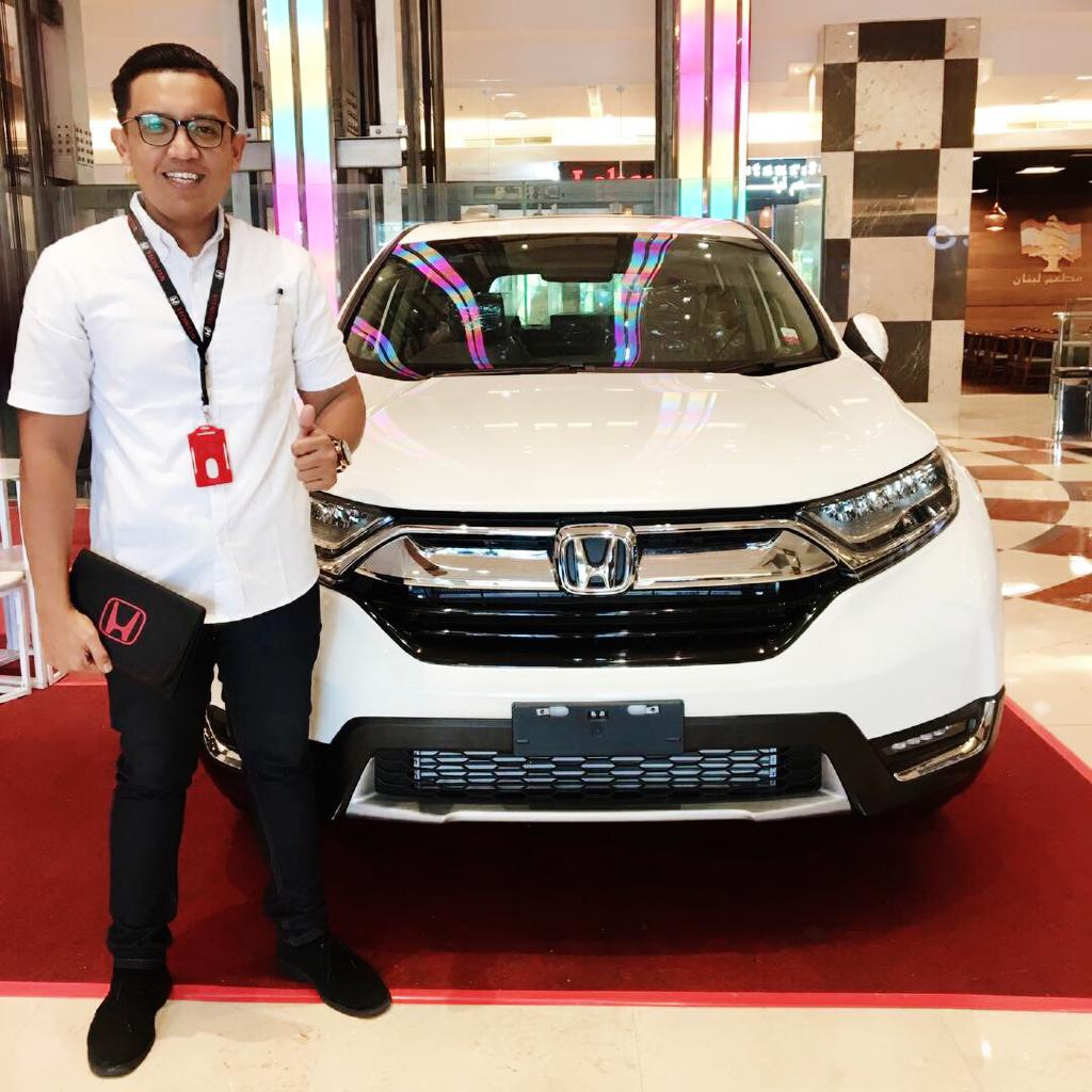 Sales Marketing Mobil Dealer Honda Haposan